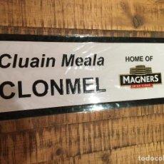 Carteles: CARTEL CHAPA SIDRA MAGNERS IRISH CIDER.. Lote 123398011