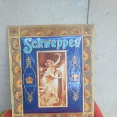 Carteles: CARTEL CHAPA SCHWEPPES. Lote 127905463