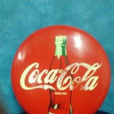 Carteles: CHAPA DE COCA-COLA COCACOLA COCA COLA. Lote 131073160