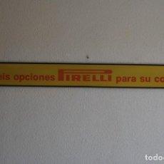 Carteles: CARTEL DE CHAPA PUBLICIDAD PIRELLI - INEXXA - TALLER - GARAJE - AÑOS 60. Lote 136705826