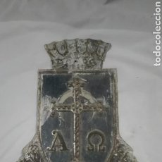 Carteles: CHAPA DE SEGUROS COVADONGA S.A. DE G. DE ANDREIS BADALONA. Lote 139707554