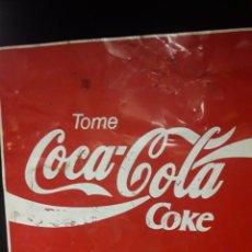 Carteles: CARTEL COCA-COLA COKE. Lote 140019946