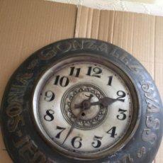 Carteles - Chapa reloj gonzalez Byass - 141318190