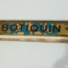 Antiguo cartel botiqu n sans comprar carteles antiguos chapas y espejos esmaltados y - Botiquin antiguo ...