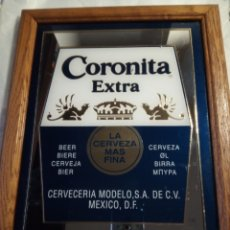 Carteles: ESPEJO DE CORONITA.MEDIDAS 34 X 26 APROXIMADO. Lote 142571861