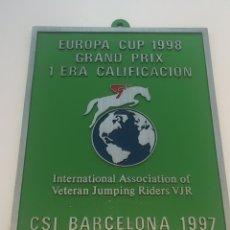 Carteles: EUROPA CUP 1998 GRAND PRIX 18X13.5CM. Lote 144210364