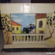 Carteles - Muy rara y Antigua publicidad vino jerez bertola miren fotos - 144685038