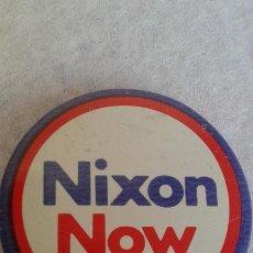 Carteles: NIXON PRESIDENTE. Lote 145663222