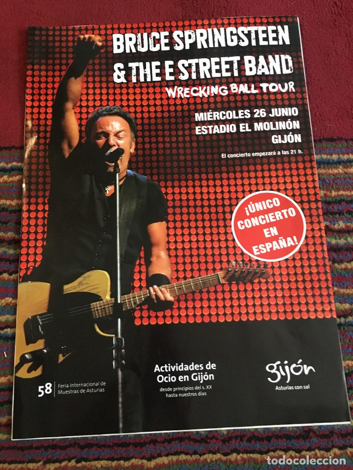 Bruce Springsteen And The E Street Band 26 Juni Sold Through Direct Sale 147025210