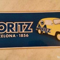 Plakate - Cartel de chapa metal de cervezas Moritz ..Seat 600 - 147246834