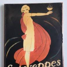 Carteles - Cartel de chapa Schweppes - 151132960