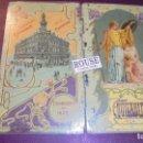 Carteles: ANTIGUA PUBLICIDAD 1900 LITOGRAFIADA LA EQUITATIVA SUCURSAL ESPAÑOLA ESTABLECIDA 1882 EN MADRID PREN. Lote 155644502