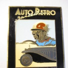 Carteles: PLACA CHAPA AUTO RETRO AÑO 1992 3 AL 11 DE OCTUBRE ANTIC MERCAT DEL BORN ANTIC CAR CLUB DE CATALUNYA. Lote 155681110