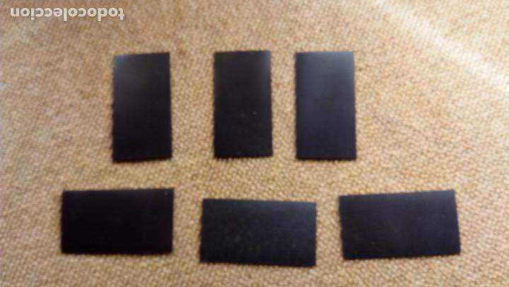 Carteles: 6 IMANES DE LA ONCE-MIDEN 7,7X3,5 CM - Foto 3 - 156039946