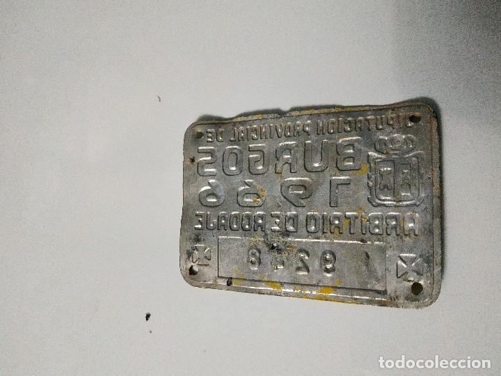 Carteles: Arbitrio de rodaje de carro, Burgos 1966 - Foto 2 - 158983618