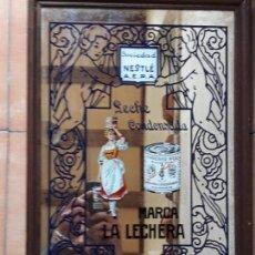 Carteles - Cartel espejo la lechera nestle leche condensada - 159273930