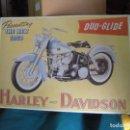 Carteles: CARTEL HARLEY-DAVIDSON 65 X 46 CM.. Lote 160712914