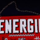 Carteles: ENERGY, TRANSGRESSION STORE. Lote 167852100