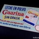 Carteles: LECHE EN POLVO GUARINA. Lote 168438244