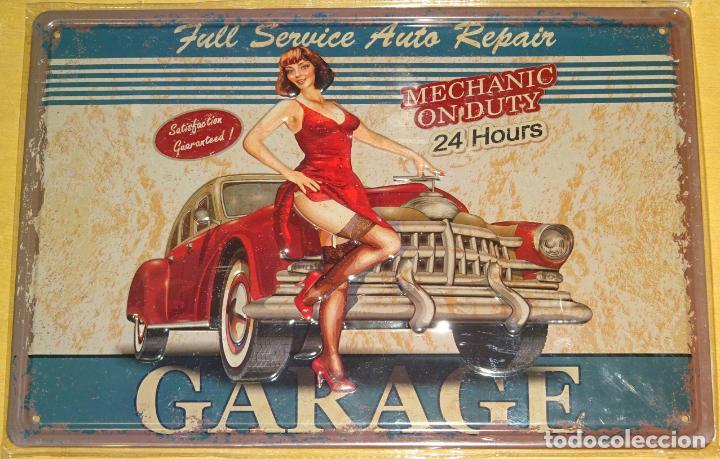 Cartel de Metal Cartel de Metal Cartel de Chapa Vintage Garaje Tienda Decoraci/ón del hogar Retro Martini Champion Art Cartel de Metal Cartel/////de Chapa Dorada