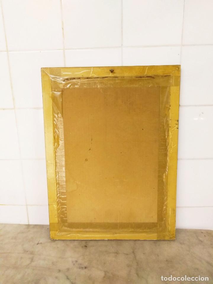 Carteles: SCHWEPPES - VINTAGE ESPEJO ESMALTADO MINERAL WATERS . GOLD MEDAL - Foto 3 - 169290880