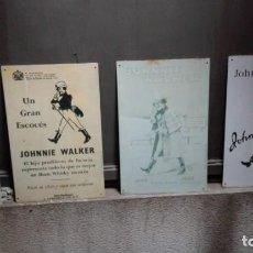 Carteles: PUBLICIDAD JOHNNIE WALKER . Lote 171457939