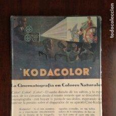 Carteles: CHAPA METALICA PUBLICIDAD DE KODAK FILM , PRECINTADA , PLACA 8 DE LA COLECCION. Lote 172887967