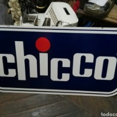 Carteles: CARTEL CHICCO DOBLE CARA. Lote 176858719
