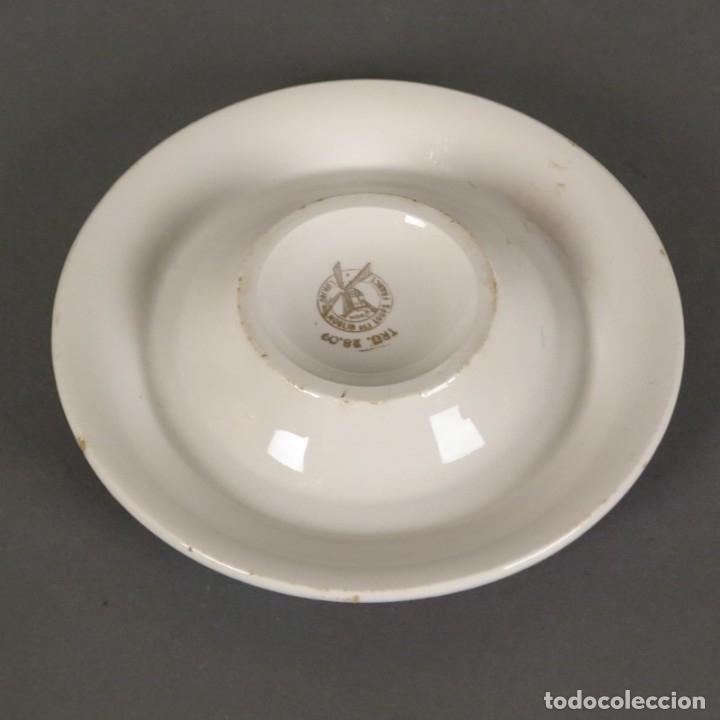 Carteles: Cenicero de publicidad de porcelana de Campari. 1950 - 1955. - Foto 3 - 177947212
