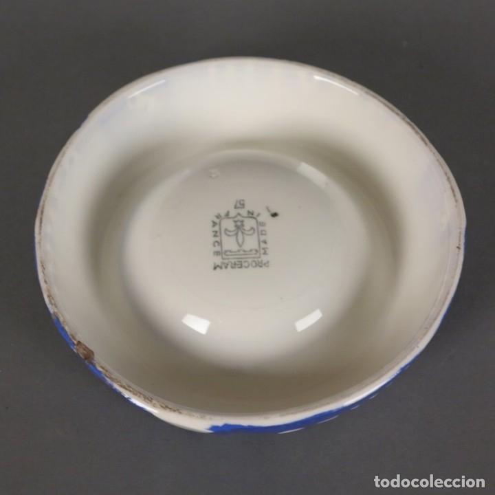 Carteles: Cenicero de publicidad de cermaica de Gitanes. 1950 - 1955. - Foto 4 - 177948147