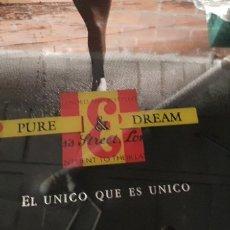 Carteles: PURE DREAM-ESPEJO PUBLICIDAD. Lote 178047037