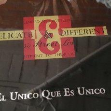 Carteles: DELICATE DIFERENT -ESPEJO PUBLICIDAD. Lote 178047232