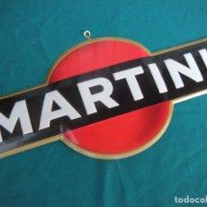 Carteles: CHAPA DE MARTINI. Lote 187628020