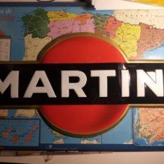 Carteles: CARTEL CHAPA MARTINI. Lote 191531085