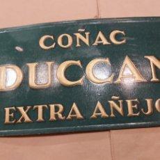 Carteles: PUBLICIDAD COÑAC DUCCAN. Lote 208941727