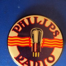 Carteles: (PUB-200276)ESPEJO PUBLICITARIO PHILIPS RADIO. Lote 194217887