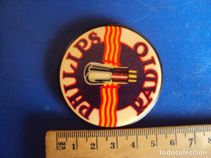 Carteles: (PUB-200276)ESPEJO PUBLICITARIO PHILIPS RADIO - Foto 2 - 194217887