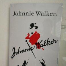 Carteles: CHAPA DE PUBLICIDAD. JOHNNEI WALKER. Lote 194287960