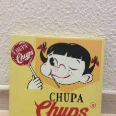 Carteles: PUBLICIDAD CHUPA-CHUS. Lote 194986922