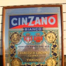 Carteles: CINZANO. Lote 195307873