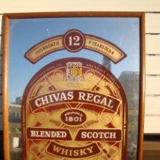 Carteles: CHIVAS REGAL. Lote 195308422