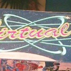 Carteles: FRONTAL TABLERO MAQUINA RECREATIVA VINTAGE . Lote 196947352