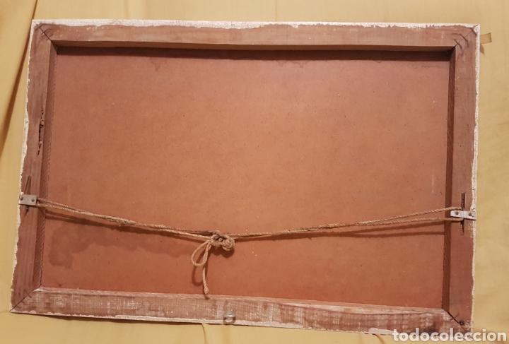 Carteles: Antiguo y espectacular cartel espejo Publicidad Anis Bombita Rute Cordoba - Foto 5 - 208945091
