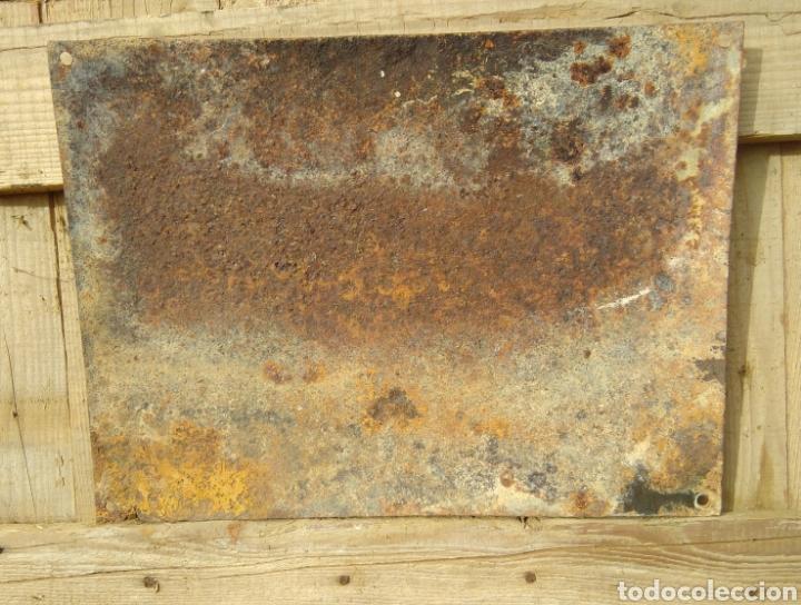Carteles: Placa esmaltada y abombada Seguros Galicia - Foto 4 - 210346437