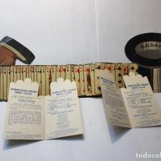Carteles: CARTEL TROQUELADO CEDAM CON PROGRAMAS FESTIVAL MAGICO UNICO 1967. Lote 225364585