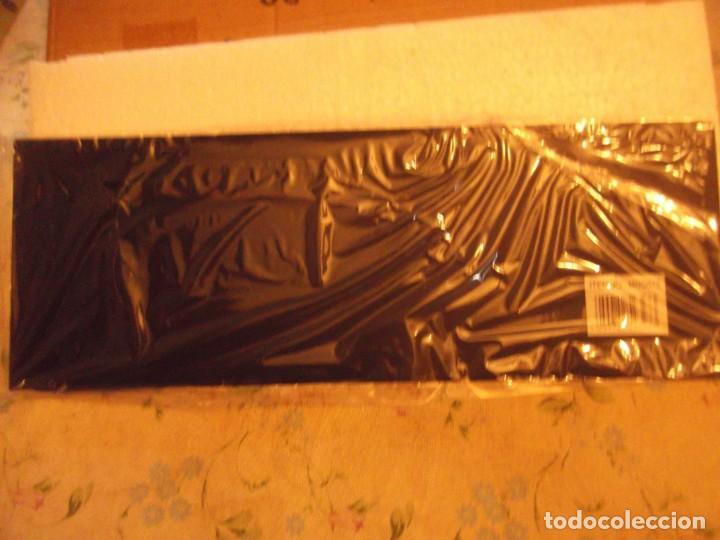 Carteles: Cartel de chapa Nuevo 36 X 13 cm - Foto 2 - 230879570