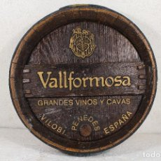 Carteles: CARTEL VALLFORMOSA, GRANDES VINOS Y CAVAS PENEDES. Lote 236688585