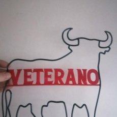 Affiches: ANUNCIO VETERANO TORO. Lote 241836300