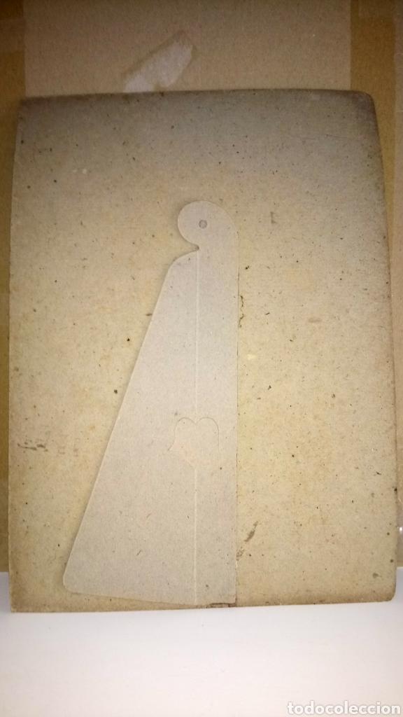 Carteles: CARTEL DE CARTÓN DE LICOCREM. AÑOS 40/50. - Foto 2 - 247645060