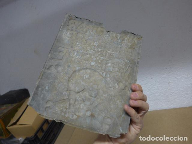 Carteles: Antiguo cartel chapa o placa de hojalata de no tocar, peligro de muerte, original - Foto 4 - 261254770